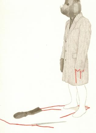 Ilustración de José Antonio Vallejo Serrano. 'Mi juguete favorito'