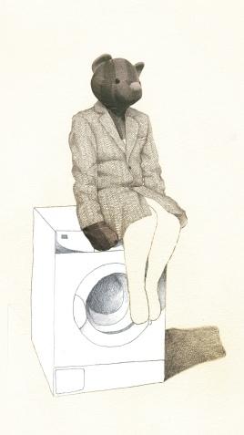 Ilustración de José Antonio Vallejo Serrano. 'Mi jueguete favorito'