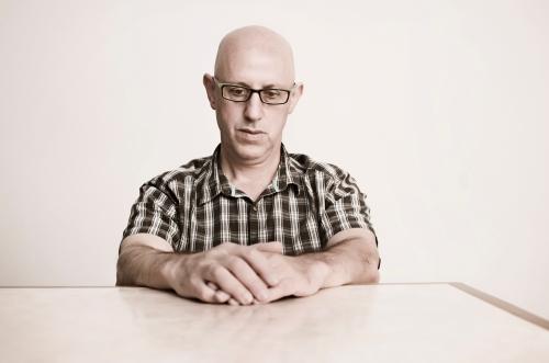 Sergio Chejfec foto Paco Fernández