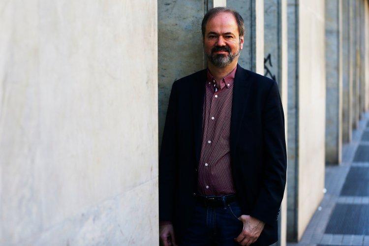 Juan Villoro © Alejandro García